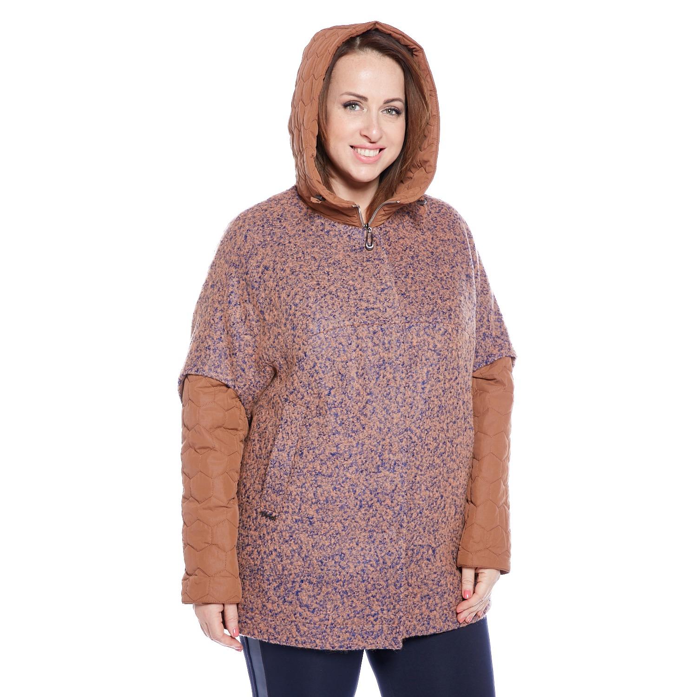568b6a301725 Куртка D`imma «Лука». Цвет  светло-коричневый купить по низкой цене ...