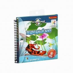 Купить Игра развивающая магнитная BONDIBON «Подводный мир» SGT 220 RU