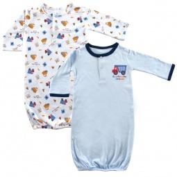 Купить Комплект ночных сорочек Hudson Baby «Строитель»: 2 шт.