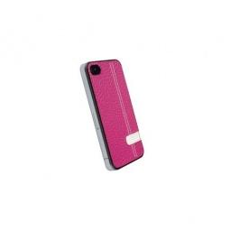 фото Накладка Krusell Gaia UnderCover для iPhone 4 . Цвет: розовый