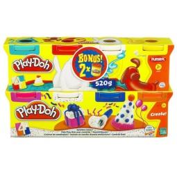 фото Набор пластилина Play-Doh Промо 6+2