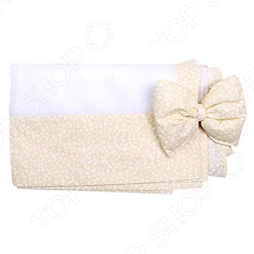 фото Балдахин на кроватку Карапуз ЯВ114680, Постельные принадлежности для новорожденных