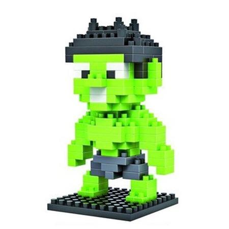 Купить Конструктор-игрушка Loz «Зеленый гигант Халк»