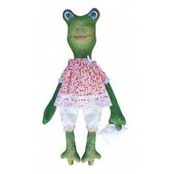 Купить Набор для изготовления текстильной игрушки Кустарь «Хлоя»