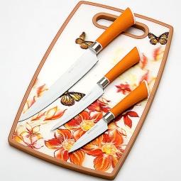 фото Набор ножей с доской 3D Mayer&Boch MB-23311