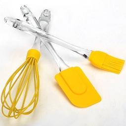 фото Набор кухонных принадлежностей Mayer&Boch MB-20063. Цвет: желтый