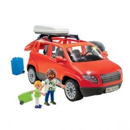 Купить Набор игровой Playmobil «Каникулы: Семейный автомобиль»