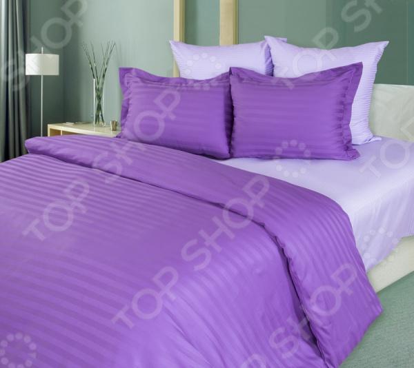 Комплект постельного белья Королевское Искушение «Лаванда»