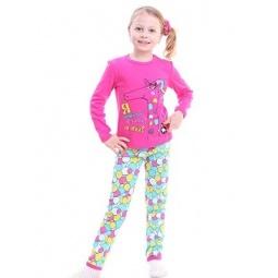 фото Пижама для девочки Свитанак 217458. Рост: 98 см. Размер: 28