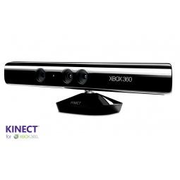 Купить Сенсор игровой Microsoft Kinect для Xbox 360 и игра Kinect Adventures