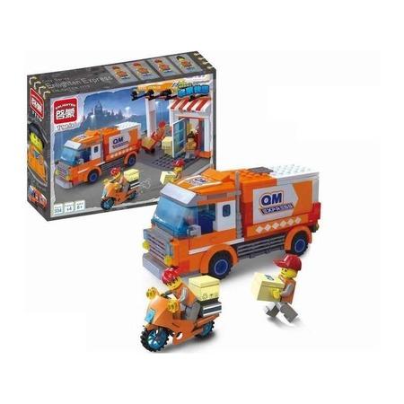 Купить Конструктор игровой Brick QM Express 1717115