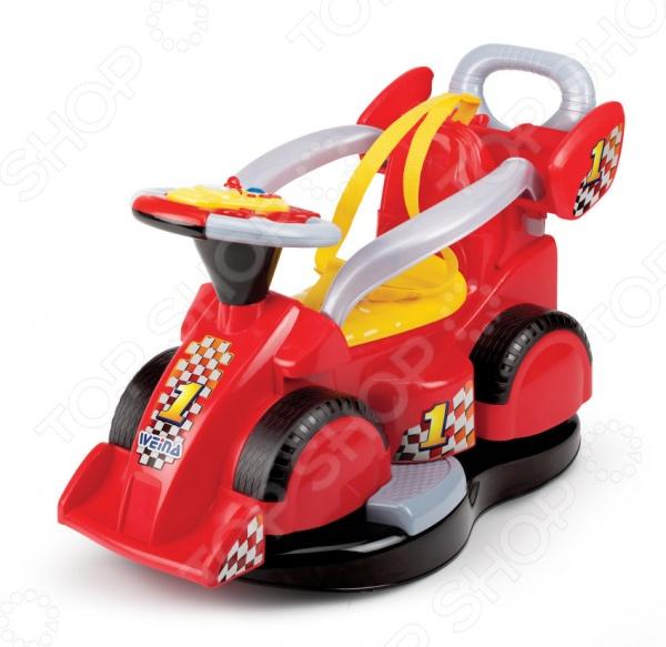 Машина-каталка Weina 5 в 1 «Формула-1»
