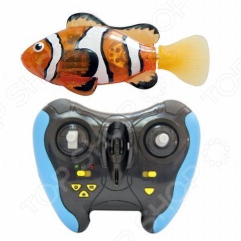 Роборыбка Zuru RoboFish 2572А стоимость