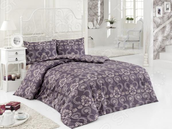 Комплект постельного белья Asteria Pera. 2-спальный2-спальные<br>Комплект постельного белья Asteria Pera. 2-спальный - красивое и качественное постельное белье, которое подарит вам крепкий и здоровый сон. Крепкий и здоровый сон - залог вашего здоровья, поэтому важно правильно подобрать постельное белье на котором вы будете отдыхать. Красивый дизайн и высокое качество - главные критерии при выборе постельного белья. Комплект выполнен из качественного натурального волокна - сатина, материала приятного на ощупь. Сатин отлично зарекомендовала себя в производстве постельного белья, даже после многократных стирок, белье из сатина не теряет своих качеств, не линяет и не меняет свой внешний вид. При изготовлении данной серии постельного белья, были использованы красители высшего качества, безопасные для здоровья и долговечные. Роскошное постельное белье очарует вас и великолепным образом преобразит вашу спальню.<br>