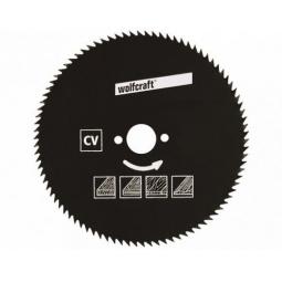 фото Диск пильный для циркулярной пилы Wolfcraft. Диаметр диска: 150 мм. Посадка: 20 мм