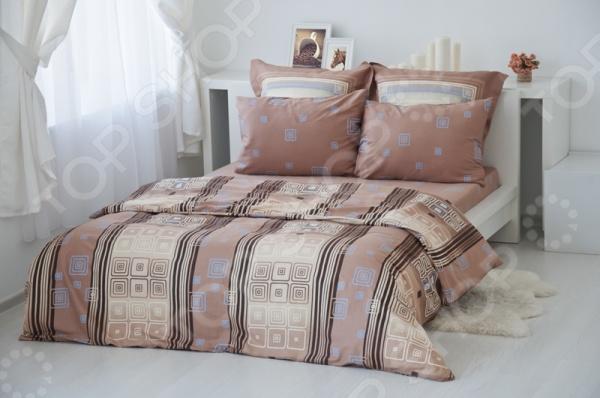 Комплект постельного белья Tete-a-Tete «Кофе»