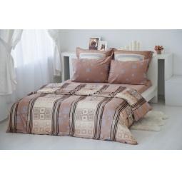 Купить Комплект постельного белья Tete-a-Tete «Кофе». 2-спальный