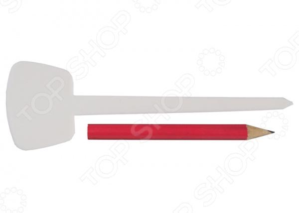 Набор меток-ориентиров для засеянных грядок Grinda 8-422373-H26_z01 секатор grinda 8 423233 z01