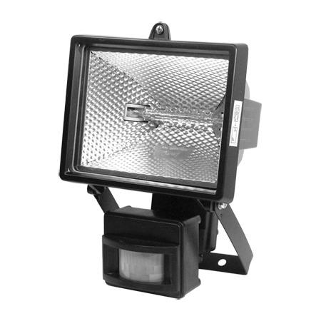 Купить Прожектор переносной с датчиком движения Camelion FL500S