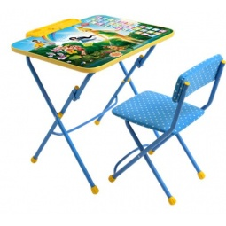 фото Набор мебели детский Ника «Феи. Азбука»