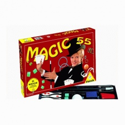 Купить Набор для фокусов Piatnik «55 фокусов»