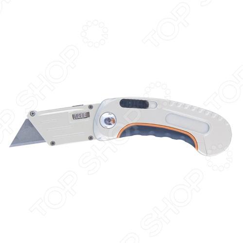 Нож строительный складной Brigadier Extrema 63314 нож brigadier extrema 63315