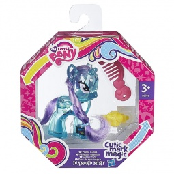 фото Фигурка для девочки Hasbro «Пони с блестками». В ассортименте