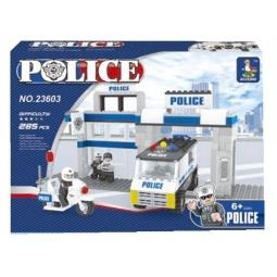 фото Конструктор игровой Ausini Полиция 23603