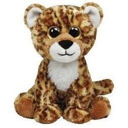 фото Мягкая игрушка TY Леопард SPOTTER. Высота: 15 см