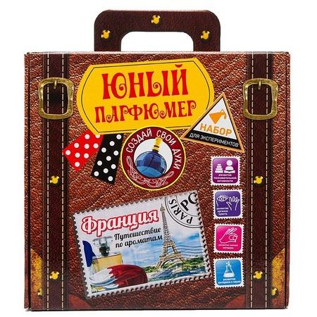 Купить Набор для создания духов Инновации для детей «Путешествие по ароматам. Франция»