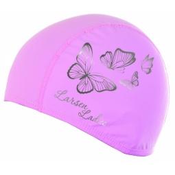 Купить Шапочка для плавания Larsen Butterfly 3059