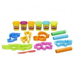 Купить Набор пластилина игровой Hasbro «Веселое Сафари»