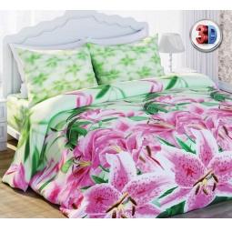 Купить Комплект постельного белья Любимый дом Лилии. 2-спальный