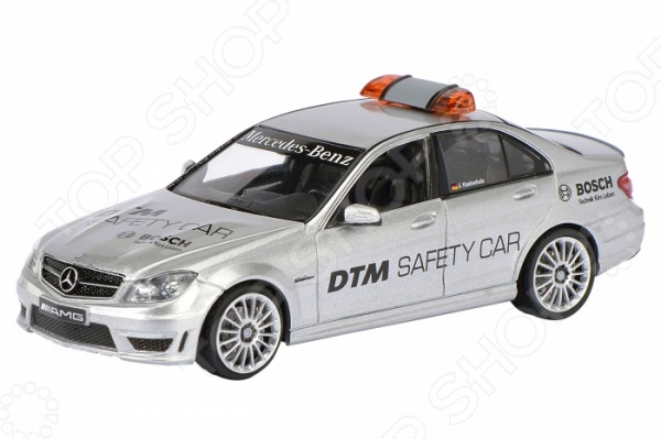 ������ ���������� 1:43 Schuco MB C63 AMG Coupe