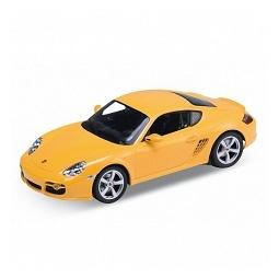 Купить Модель машины 1:34-39 Welly Porsche Cayman S. В ассортименте