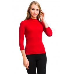 фото Водолазка Mondigo 7010. Цвет: красный. Размер одежды: 42