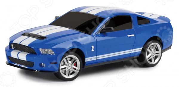 Автомобиль на радиоуправлении 1:26 KidzTech Ford GT500 машины kidztech радиоуправляемый автомобиль 1 26 bugatti 16 4 super sport