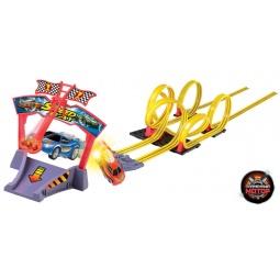 фото Набор игровой для гонок Пламенный Мотор «Американские горки»