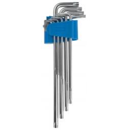 фото Набор ключей имбусовых длинных Зубр «Эксперт» 27467-H9