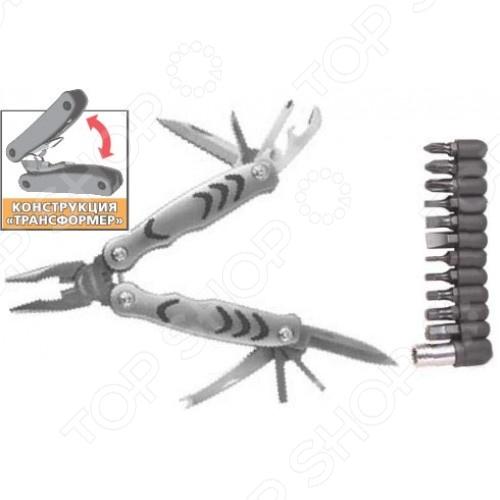 Инструмент многофункциональный с битами Мультитул с битами Stayer Professional 22850_z01