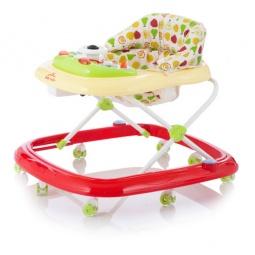 фото Ходунки Baby Care Flip. Цвет: красный