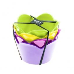 Купить Набор мисок десертных Zak!designs «Сладкие мгновения»