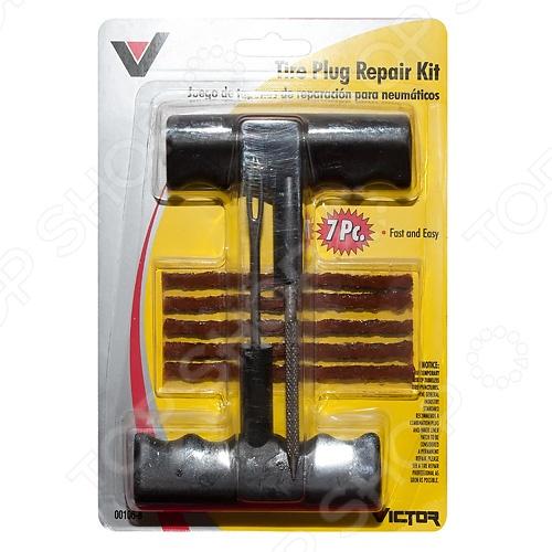 купить  Набор профессиональный Victor V106 «Ремонт бескамерных шин»  недорого