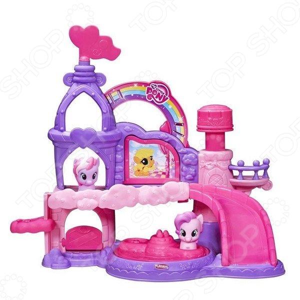 Набор игровой для девочки Hasbro «Музыкальный замок»