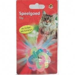 фото Игрушка для кошек Beeztees «Мяч светящийся» 422078