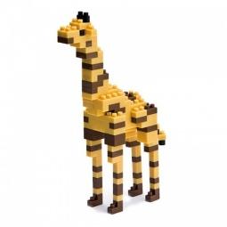 Купить Мини-конструктор Nanoblock «Жираф»
