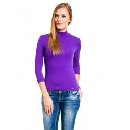 фото Водолазка Mondigo 7010. Цвет: фиолетовый. Размер одежды: 42