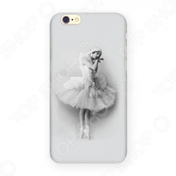цены на Чехол для iPhone 6 Mitya Veselkov «Анна Павлова» в интернет-магазинах