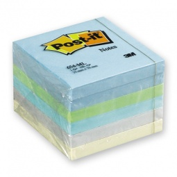 фото Блок-кубик для заметок Post-it 654-ML