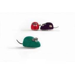 Купить Игрушка для кошек Beeztees «Мышь заводная». В ассортименте